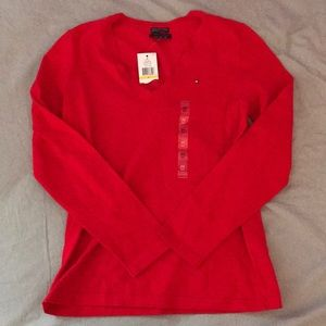 tommy Hilfiger new with tags medium red